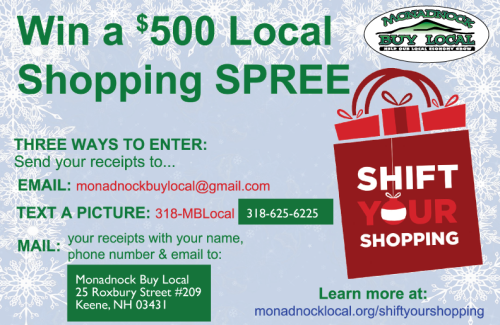 Shift-Your-Shopping-Spree-Poster-Ad